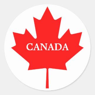 Pegatina de CANADÁ