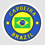 Pegatina de Capoeira