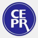 Pegatina de CEPR