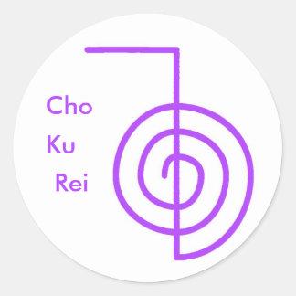 Pegatina de Cho Ku Rei