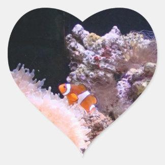 Pegatina de Clownfish