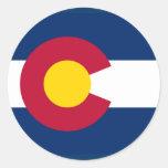 Pegatina de Colorado