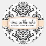 Pegatina de Creamsicle de la guinda del pastel 311