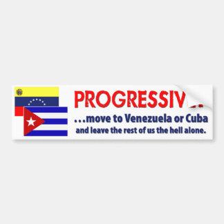 Pegatina de Cuba Pegatina De Parachoque