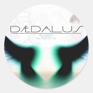 Pegatina de Daedalus