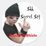 Pegatina de DanixFoxShizle