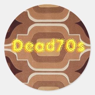 Pegatina de Dead70s