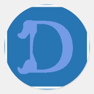 Pegatina de Detroit