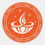 Pegatina de Diwali