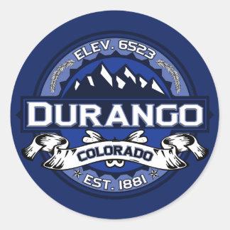 Pegatina de Durango
