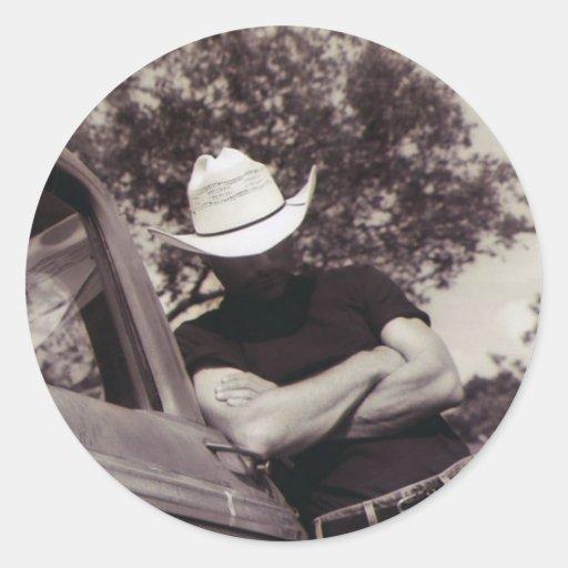 Pegatina de Edwin (promo CD)