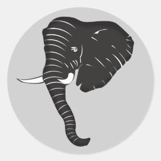Pegatina de Elephantightest-