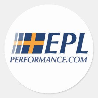 Pegatina de EPLPerformance