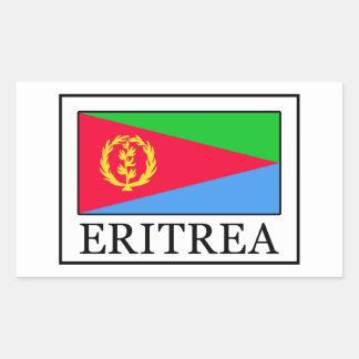 Pegatina de Eritrea