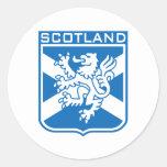 Pegatina de Escocia