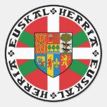 Pegatina de Euskal Herria