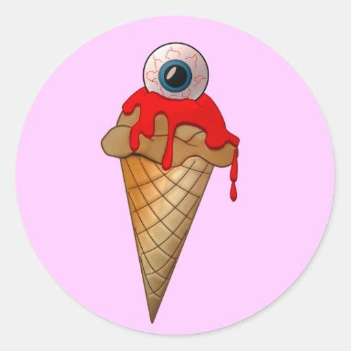Pegatina de Eyescream