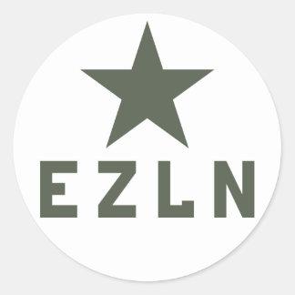 Pegatina de EZLN Zapatista