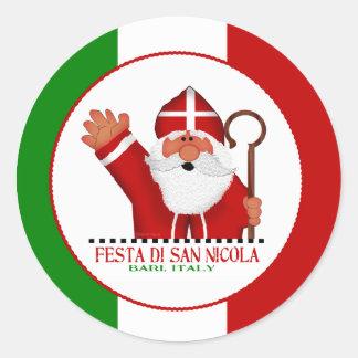Pegatina de Festa di San Nicola