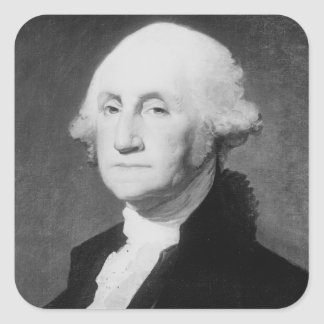 Pegatina de George Washington