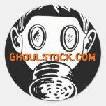 pegatina de Ghoulstock.com