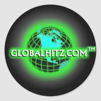 PEGATINA DE GLOBALHITZ