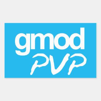 Pegatina de Gmod PVP
