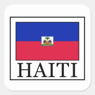 Pegatina de Haití