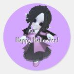Pegatina de Halloween Cuties