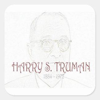 Pegatina de Harry S. Truman