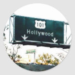 Pegatina de Hollywood