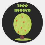 Pegatina de Hugger del árbol