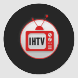 Pegatina de IHTV
