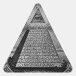 Pegatina de Illuminati
