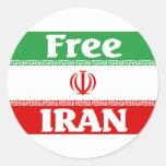 Pegatina de Irán