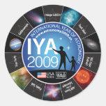 Pegatina de IYA - nodo de los E.E.U.U.