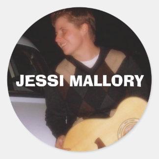 ¡Pegatina de Jessi Mallory los 3in!