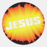 Pegatina de JESÚS