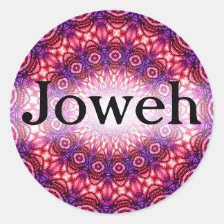 Pegatina de Joweh