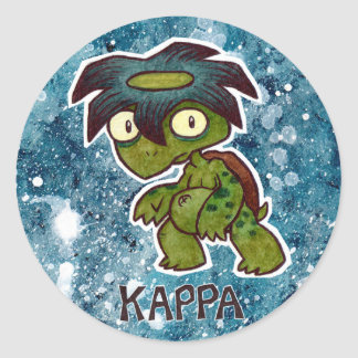 Pegatina de Kappa