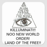 Pegatina de Killuminati