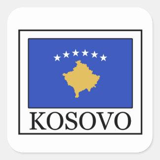 Pegatina de Kosovo