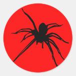 Pegatina de la araña