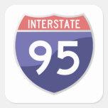 Pegatina de la autopista 95 (I-95)
