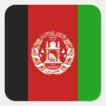 Pegatina de la bandera de Afganistán