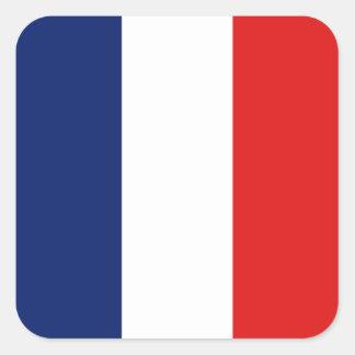 Pegatina de la bandera de Francia