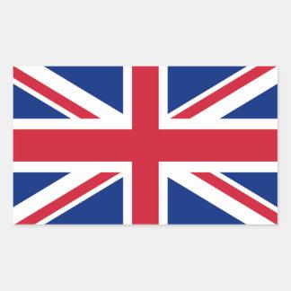 Pegatina de la bandera de Reino Unido Gran Bretaña