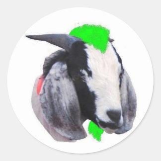 Pegatina de la cabra de Baad