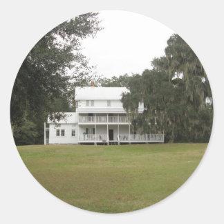 Pegatina de la casa de Thursby