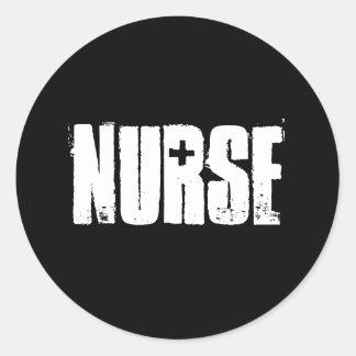 Pegatina de la enfermera